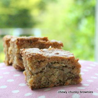 Chewy Chunky Brownies
